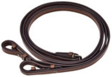 Kincade Flat Reins, Brown