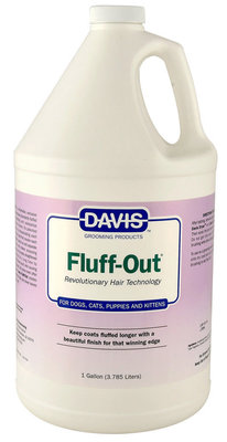 Davis Fluff-Out, Gallon