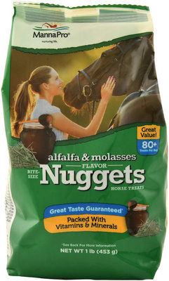 Manna Pro Alfalfa & Molasses Bite-Sizes Nuggets