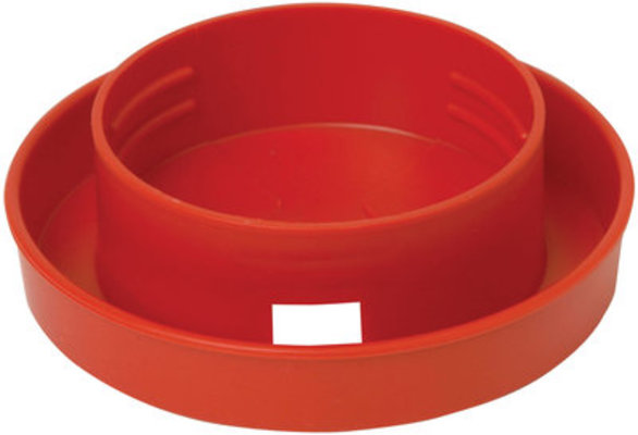 Item No.: OTC-JVET-M3AF.  1 Quart Chick & Quail Base, Animal: Poultry Category: Supplies, Sub Category: Feeders & Waterers-Waterer,      Brand: Little Giant     Type: Waterer     Size: 1 Quart