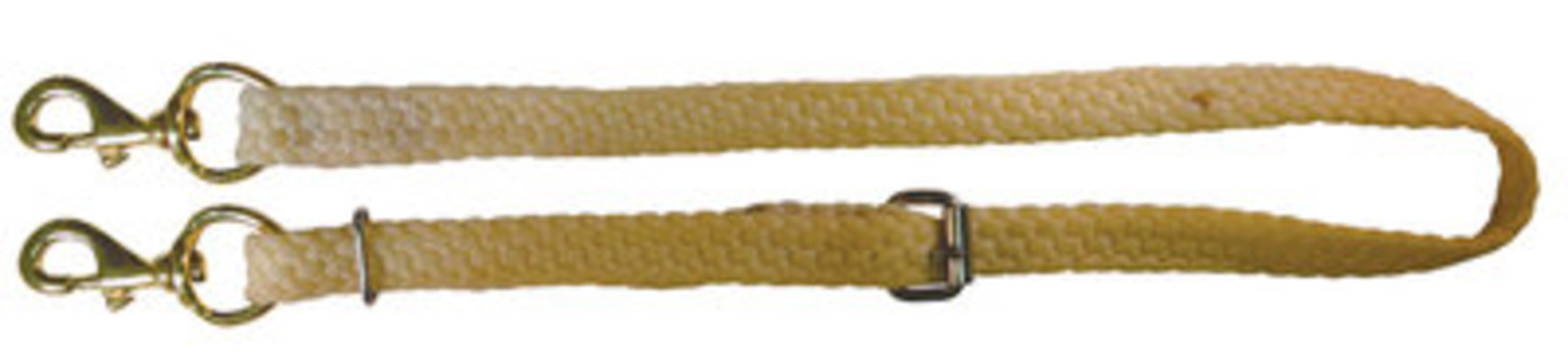Waxed Nylon Tie Down, 1""