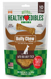 Small Healthy Edibles Natural Bully Chew Treats