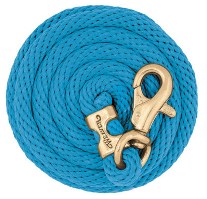 10' Weaver Poly Lead Rope w/ Bull Trigger Snap