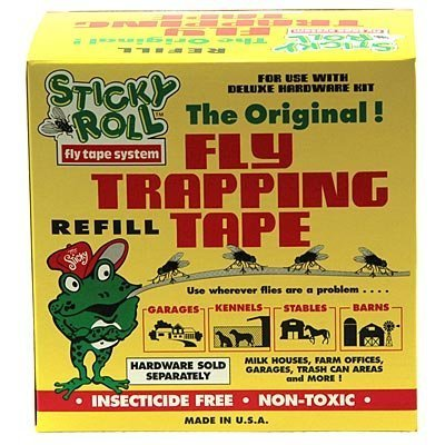Sticky Roll Fly Tape System