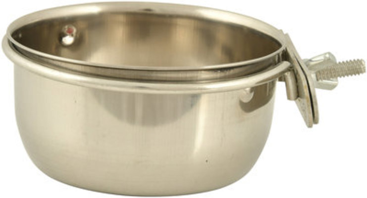 10 oz Stainless Bowl with Clamp