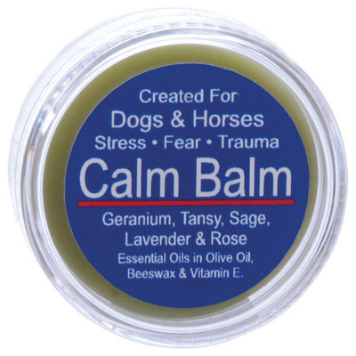 BlackWing Farms Calm Balm, 20 mL [12 Days of Christmas]