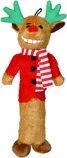 Holiday Loofa Dog Toys, 12""