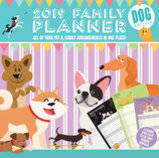 12 Month Family Plans Wall Calendar