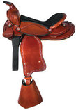 "Dr. J Pony Saddle, 12"" seat"
