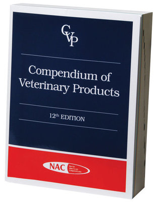 Compendium of Veterinary Products<br>[12 Days of Christmas]
