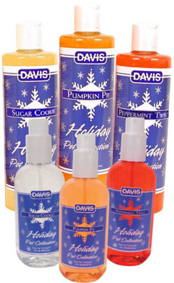 12 Days Holiday Shampoo & Cologne Bundle
