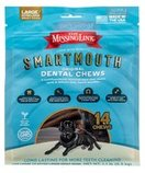 Smartmouth 7-in-1 Dental Chews for Dogs, L/XL, 14 ct