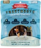 Smartmouth 7-in-1 Dental Chews for Dogs, S/M, 14 ct