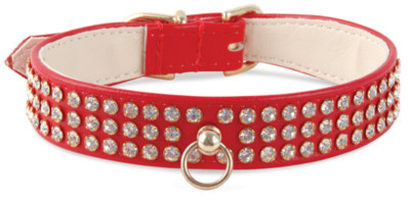 "Jewel Collars, 14""L"