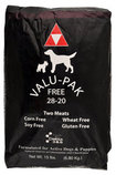 Valu-Pak Free 28-20 Dog Food (Black Bag)
