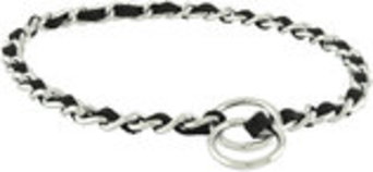 "Comfort Chain Dog Collar, 16"" (2.5 mm)"