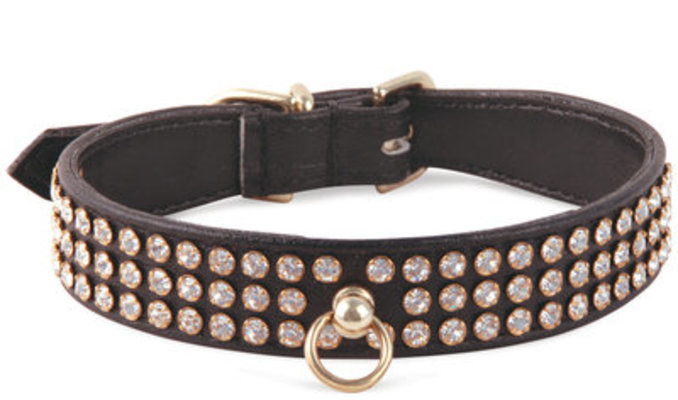 "Jewel Collars, 16""L"