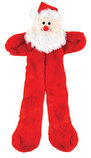 "20"" Plush Christmas Flat Toy, 5 squeakers"