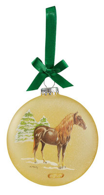 2019 Artist Signature Breyer Ornament, Spanish Horses
