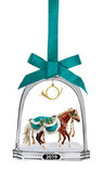 2019 Minstrel Holiday Breyer Horse Stirrup Ornament