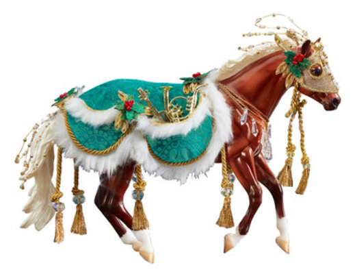 2019 Minstrel Holiday Breyer Horse