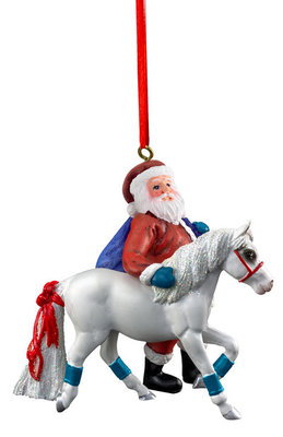 "2019 ""Pony for Christmas"" Breyer Horse Ornament"