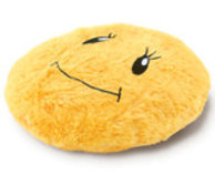 "23"" Plush Emoji Pet Bed"