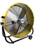 "MaxxAir 24"" Direct Drive Tilt Fan"