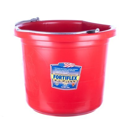 24 qt Flatback Bucket (6 gallon)