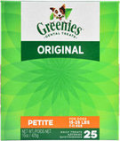 Greenies Petite Mini Merchandiser, 25 count