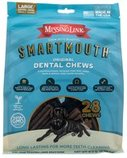 Smartmouth 7-in-1 Dental Chews for Dogs, L/XL, 28 ct
