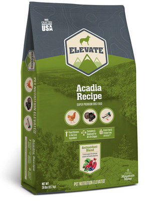 28 lb Elevate Acadia Dry Dog Food