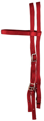 Jeffers Western Nylon Headstall