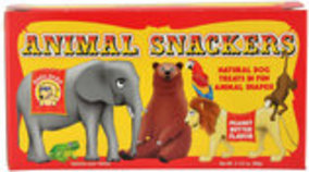 Bark Bars Animal Snackers, 3.5 oz
