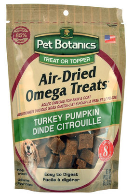3 oz Air-Dried Omega Dog Treats