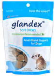 Glandex Soft Chews for Dogs, Peanut Butter