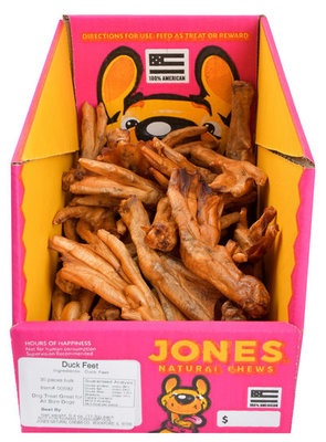 30-pack Duck Feet