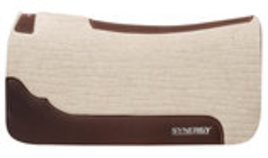 Synergy Steam Pressed 100% Merino Wool Felt Performance Saddle Pad