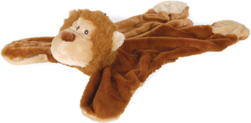 "Large Unstuffed Monkey, 32""L"