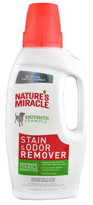 Nature's Miracle Stain & Odor Remover, 32 oz