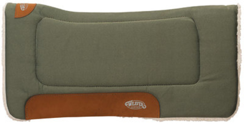 "Weaver Cordura Saddle Pad, 32"" x 32"""