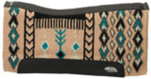 "Synergy ""Superhead"" Performance Contoured Barrel Saddle Pad, 32"" x 34"""