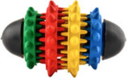 Jeffers Rubber Gears Dog Toy