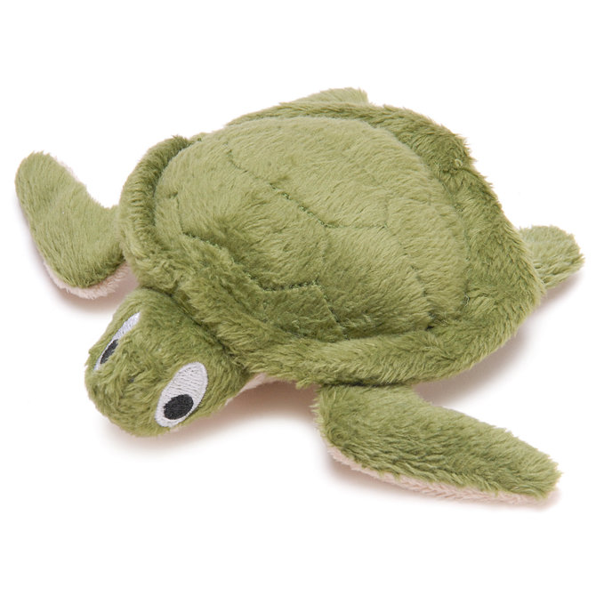 Jeffers Plush Turtle Dog Toy With Squeaker Jeffers Pet