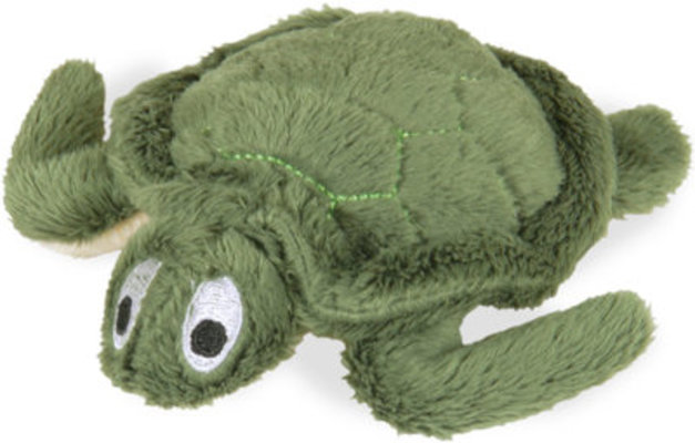 Plush Turtle Squeaker Toy