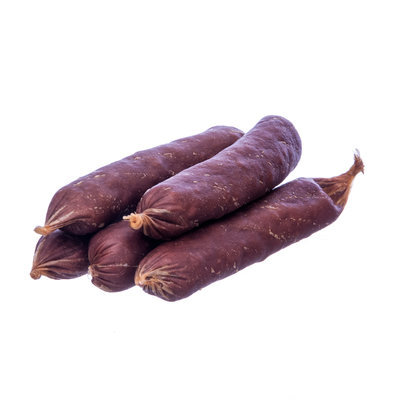 "5-pack Beef Sausage Links,  4""L"