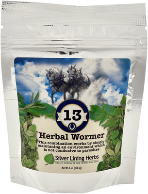 Silver Lining Herbs Herbal Wormer