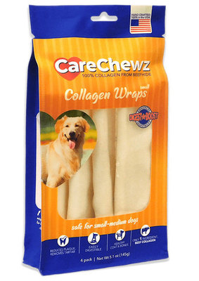 CareChewz Collagen Wraps