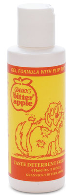 Bitter Apple Gel, 4 oz
