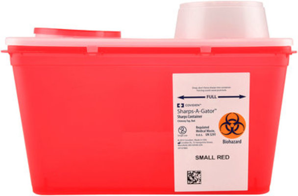 Sharps Container, 4 quart